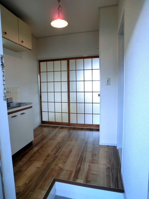 サンライズコーポ / 203号室玄関