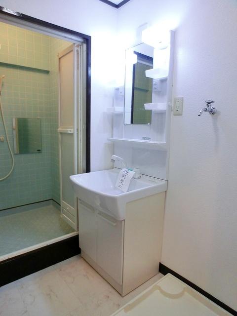 紙屋ビル / 401号室洗面所