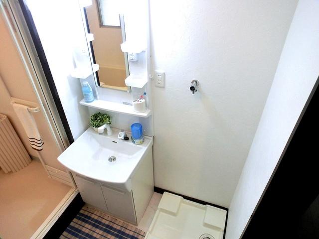 紙屋ビル / 503号室洗面所