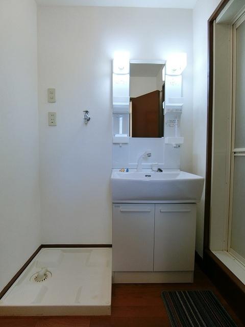 紙屋ビル / 506号室洗面所