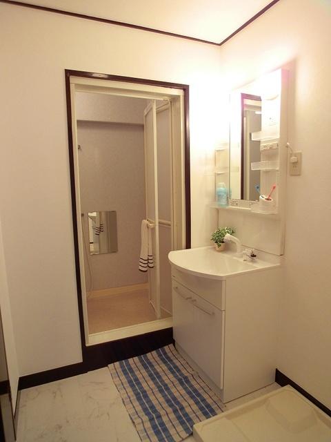 紙屋ビル / 601号室洗面所
