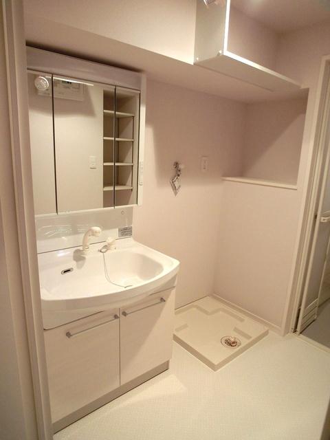 ハルコート大橋 / 402号室洗面所