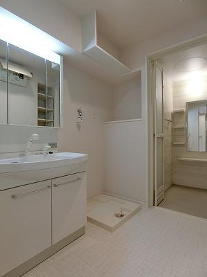 ハルコート大橋 / 603号室洗面所