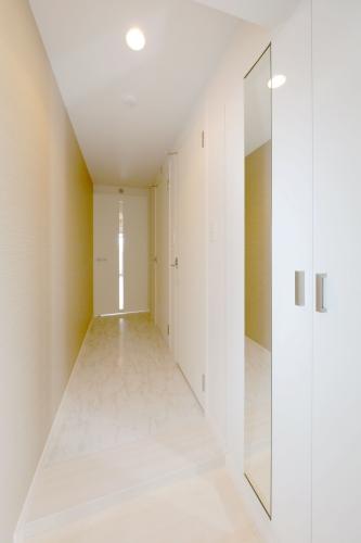 ハルコート大橋 / 701号室玄関