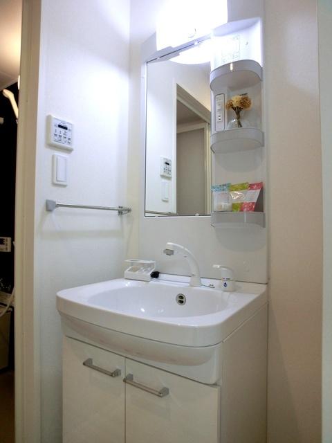 シエラハウス / 105号室洗面所