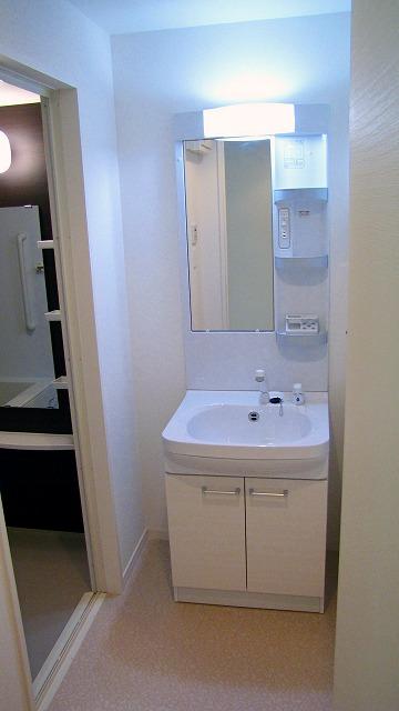 シエラハウス / 107号室洗面所