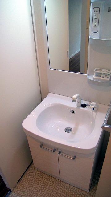 シエラハウス / 303号室洗面所
