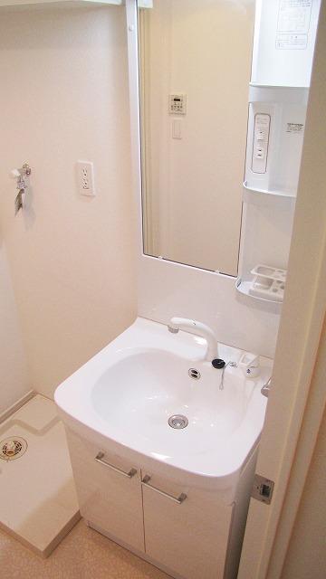 シエラハウス / 306号室洗面所