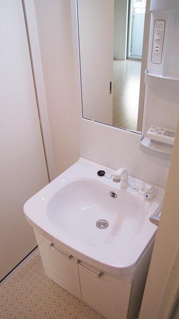シエラハウス / 402号室洗面所