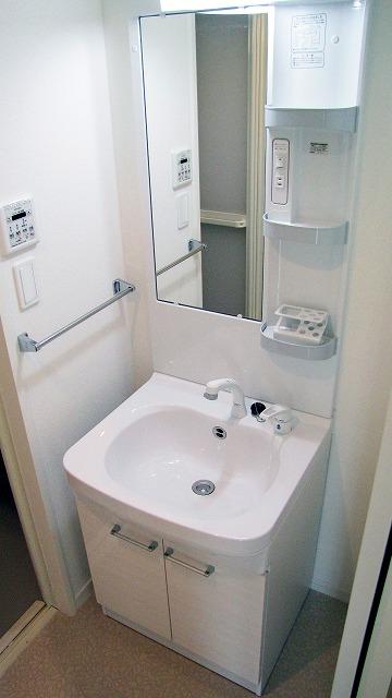 シエラハウス / 405号室洗面所