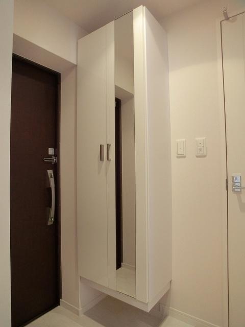 シエラハウス / 407号室玄関