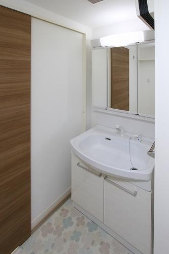 グランドゥールステラ / 102号室洗面所