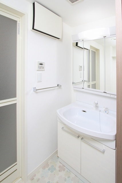 グランドゥールステラ / 201号室洗面所