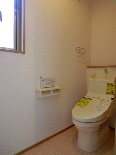 タウンハウス南福岡 / A戸建てトイレ