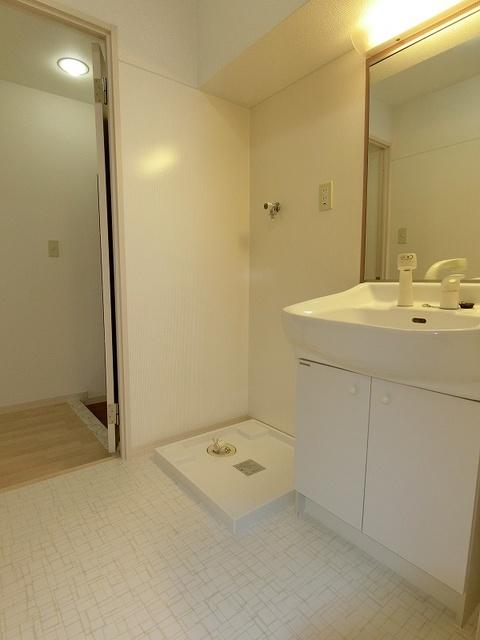 ラヴィ ヌーヴォ / 406号室洗面所