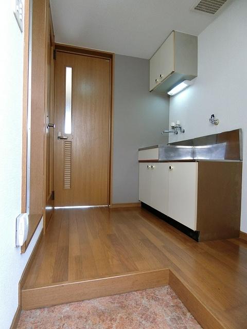 リトルマーメイド / 202号室キッチン