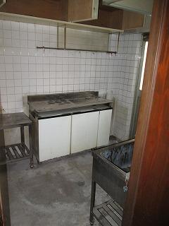 永松ビル / 101号室キッチン
