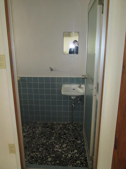永松ビル / 207号室洗面所