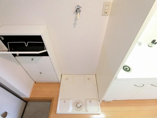 NAOレインボーコーポ井尻 / 201号室洗面所