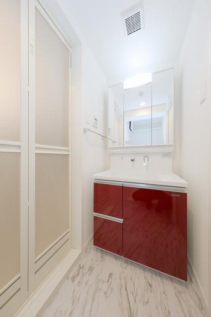 アンビエントN / 405号室洗面所