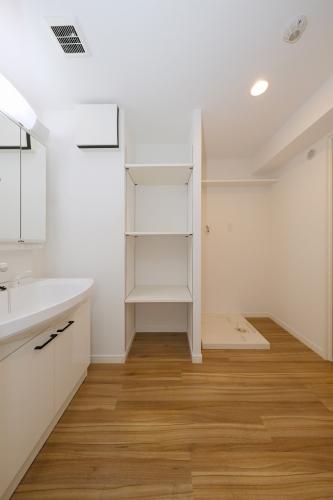 クレアS / 102号室洗面所