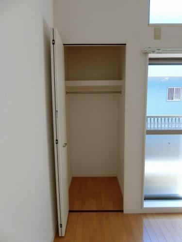 ラポート竹下 / 101号室収納