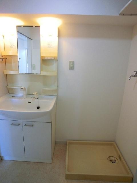 エクセレント36 / 403号室洗面所