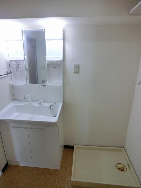 エクセレント36 / 406号室洗面所
