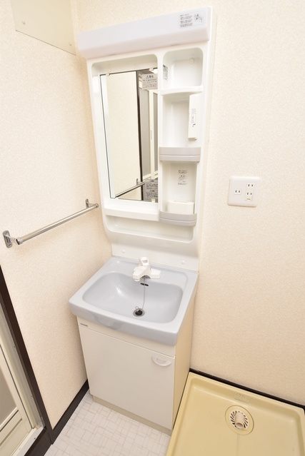 松岡コーポ / 206号室洗面所