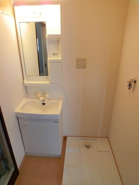 松岡コーポ / 602号室洗面所