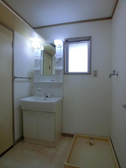 重松ビル / 202号室洗面所