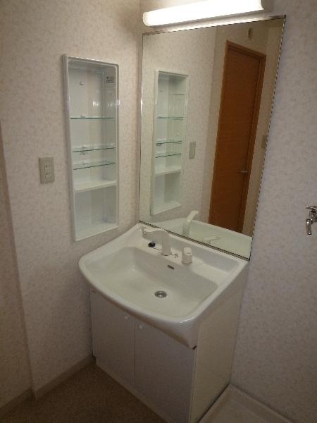 ファミーユ若久 / 201号室洗面所