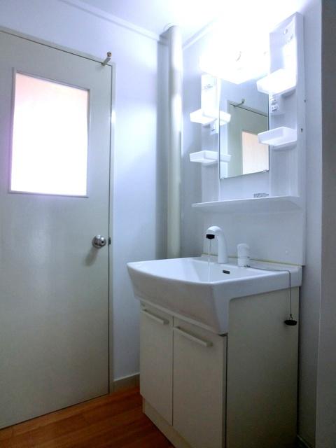 藤ビル / 403号室洗面所