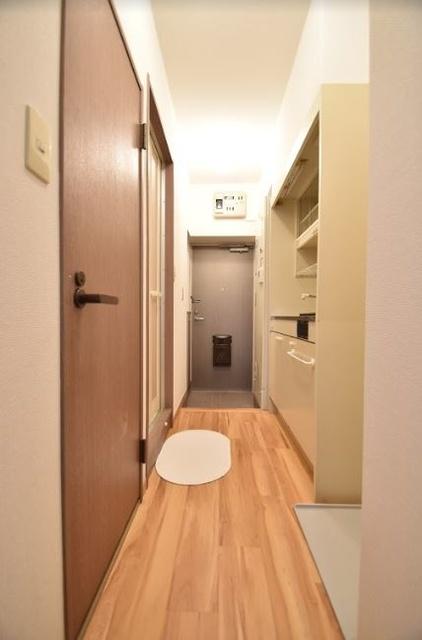 メゾンド・クレール / 501号室玄関