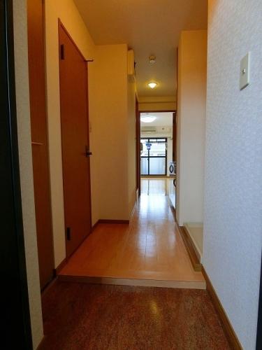 コスモコート / 207号室玄関