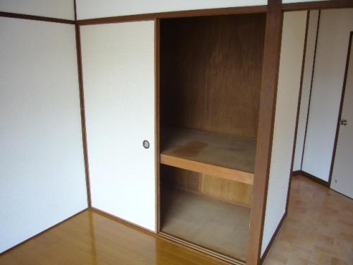 野上ビル / 401号室収納