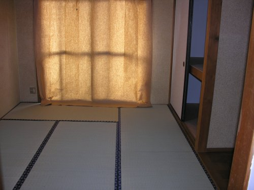 大賀レジデンス / 105号室和室