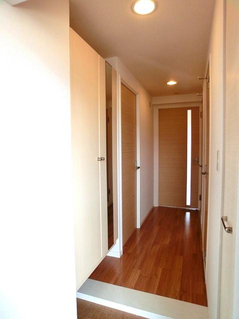 クレールブラン / 203号室玄関
