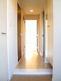 クレールブラン / 302号室玄関