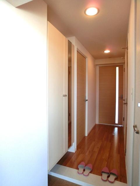 クレールブラン / 403号室玄関