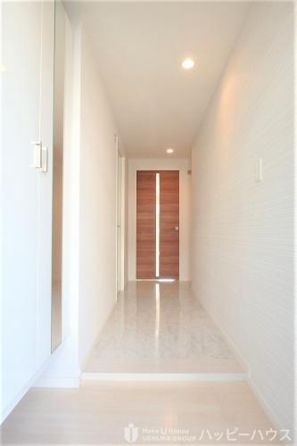グラン・ジュテM / 103号室洗面所