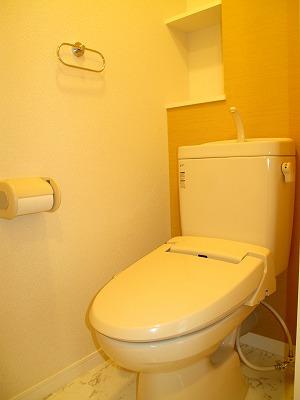 アークトゥルスY / 302号室トイレ