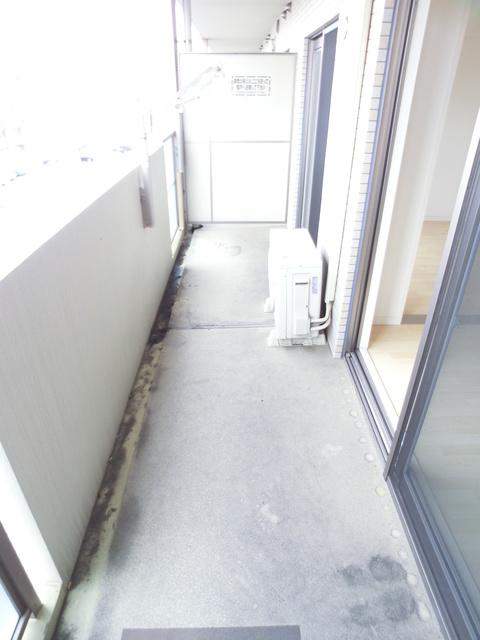 エクセル半道橋 / 306号室バルコニー