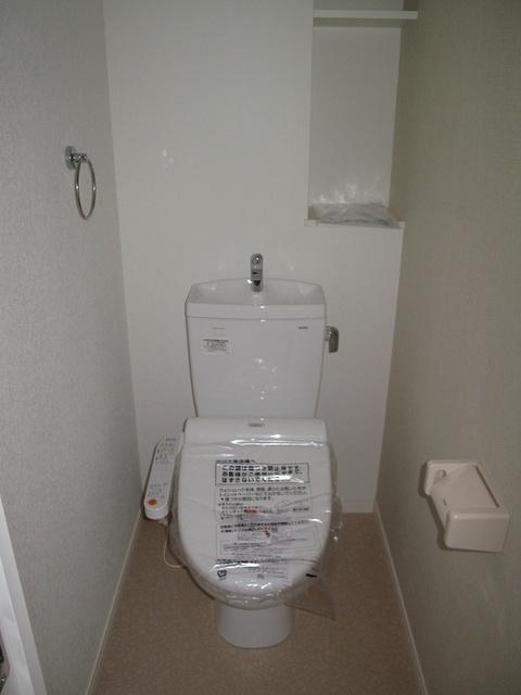 ステラSTⅢ / 607号室トイレ