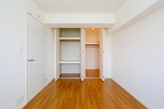 シャトーポルターダ博多南 / 203号室収納