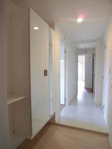 シャトーポルターダ博多南 / 601号室洗面所