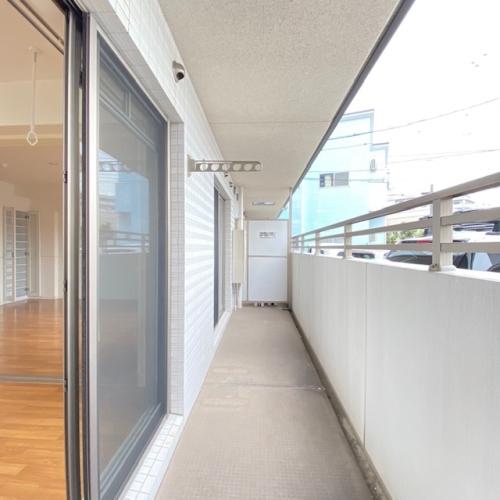 サントラップ / 102号室バルコニー