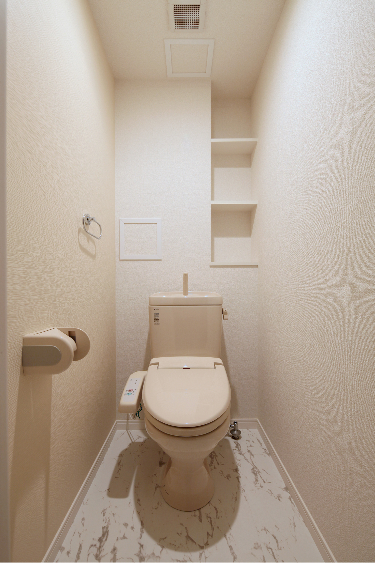 ココテラスK / 102号室トイレ