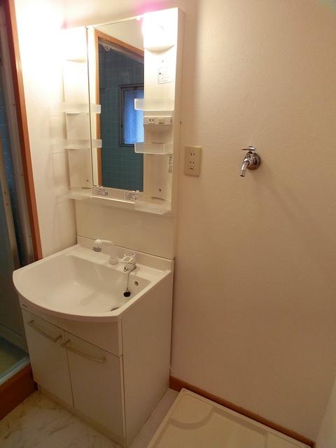 紙屋ビル / 103号室洗面所