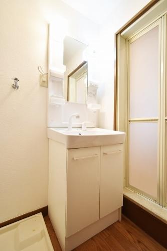 紙屋ビル / 306号室洗面所